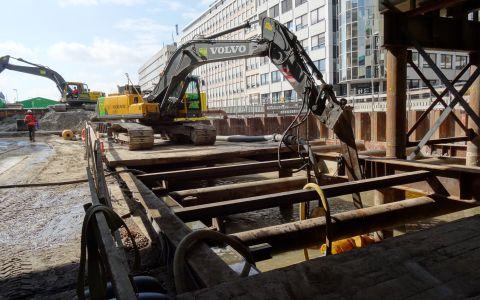 Nieuwbouw Hoog Catharijne Utrecht