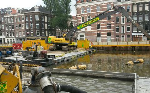 Boerenwetering Parkeergarage Amsterdam